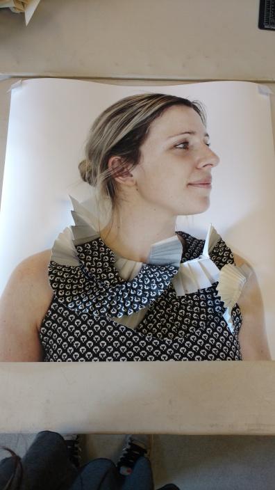 Anne-Marie Giroux (Graphic Artist)